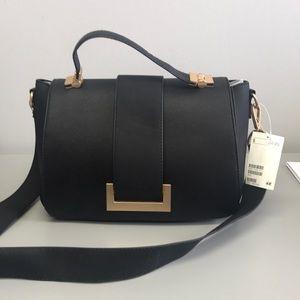 NEW WITH TAGS H&M saddle bag